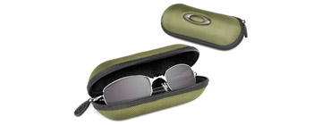 Oakley Cases Small Soft Vault Grön 07-089