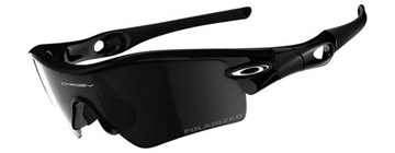 Oakley Radar Jet Black Path 09-674 Polarised