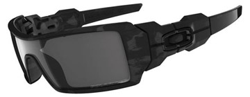 Oakley Oil Rig Shadow Camo 12-985 Polariserade