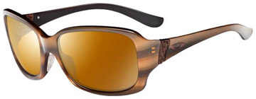 Oakley Women Discreet Tiger Eye OO2012-05 Polariserade