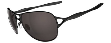 Oakley Women Hinder Satin Svart OO4043-01