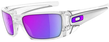Oakley Fuel Cell Transparent OO9096-04