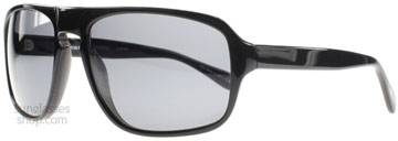 Oliver Peoples Callan Svart 100581 Polariserade