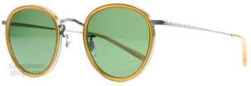Oliver Peoples MP2 Brun Smoke Tortoise 512092