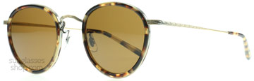 Oliver Peoples MP-2 Antique Guld 512289 Polariserade
