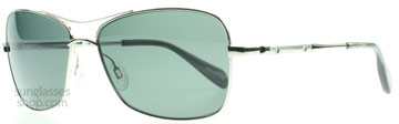 Oliver Peoples Sandford Silver 5133P2 Polariserade