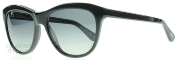 Oliver Peoples Reigh Svart 1005T3 Polariserade
