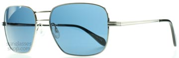Oliver Peoples Benet Silver 503680