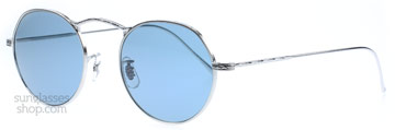 Oliver Peoples M-4 Silver 503656