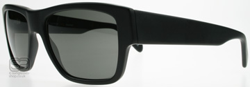 Oliver Peoples Altman Matte Onyx with Midnight Express 1031N5 Polariserade