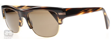 Oliver Peoples Wilder Cocobolo och Guld 108173