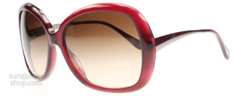 Oliver Peoples Zaya Röd 113413