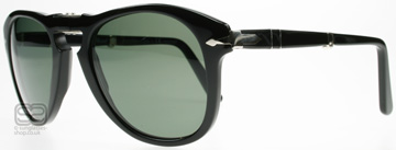 Persol 0714 Svart 95/58 Polariserade 52mm