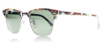 Ray-Ban 3016 Clubmaster Camouflage 1069