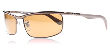 Ray-Ban 3459 Brun 014/57 Polariserade 59mm
