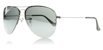 Ray-Ban 3460 Light Ray Silver 004 56mm