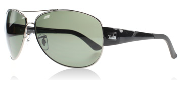 Ray-Ban 3467 Stålgrå 004/9A Polariserade 63mm