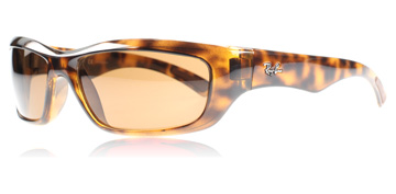 Ray-Ban 4160 Sköldpaddsmönster 710/57 Polariserade 60mm
