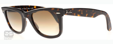 Ray-Ban 2140 Wayfarer Sköldpaddsmönster 902/51 50 mm (Medium)