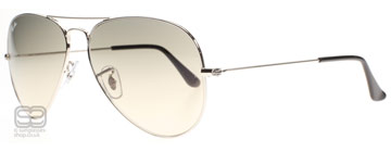 Ray-Ban 3025 Aviator Silver 003/32 58mm (large)