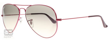 Ray-Ban 3025 Aviator Metallic Fuchsia 090/32 58mm