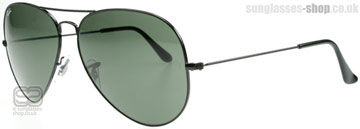 Ray-Ban 3026 Large Aviator Svart L2821