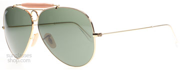 Ray-Ban Shooter Arista 001 58mm