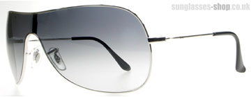 Ray-Ban 3211 Silver 003/8G 126mm