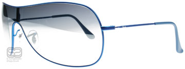 Ray-Ban 3211 Matt Metalll Blå 088/7B 126mm