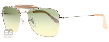 Ray-Ban 3415Q Skinande Silver 003/28 58mm