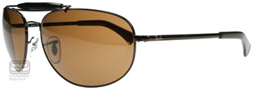 Ray-Ban 3423 Brun 014/57 Polariserade Small (60mm)