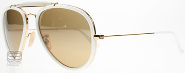 Ray-Ban 3428 Outdoorsman Road Spirit Arista 001/3K 54mm