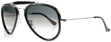 Ray-Ban 3428 Outdoorsman Road Spirit Skinande Silver 003/M3 Polariserade 58mm