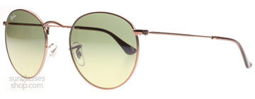 Ray-Ban 3447  Matt Ljusbrun 101/28 47mm