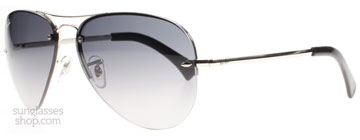 Ray-Ban 3449 Silver 003/8G 56mm