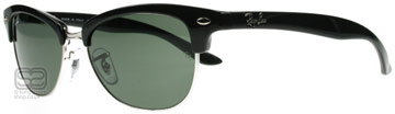 Ray-Ban Cathy Clubmaster Svart 601