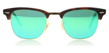 Clubmaster Tortoise and Gold 114519