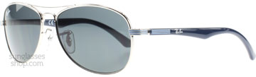 Ray-Ban Junior 9529 Silver 212/87