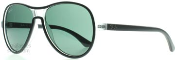 Ray-Ban Junior 9055 Svart 190/71