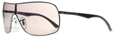 Ray-Ban Junior 9530 Svart Rosa 200/84