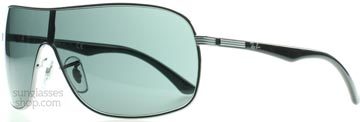 Ray-Ban Junior 9530 Svart 200/87