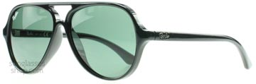 Ray-Ban Junior 9049 Svart 100-71