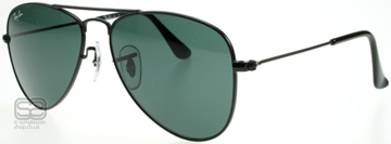 Ray-Ban Junior 9506 Svart 201/71
