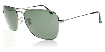 Ray-Ban Caravan Stålgrå 004 Small 55mm