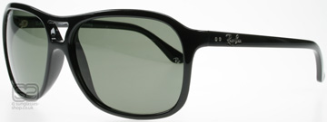 Ray-Ban CATS 4000 Svart 601/58 Polariserade