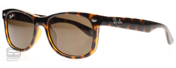Childrens Sunglasses Ray-Ban Junior 9052 Sköldpaddsmönster 152/73