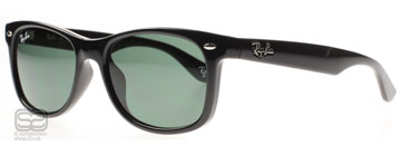 Ray-Ban Junior 9052 Svart 100/71
