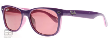 Ray-Ban Junior 9052 Violett 179/84