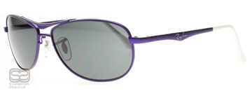 Ray-Ban Junior 9528 Violett 237/87