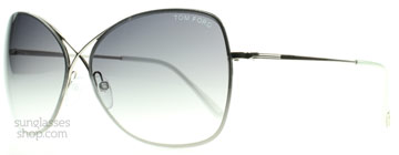 Tom Ford Colette Silver 14B